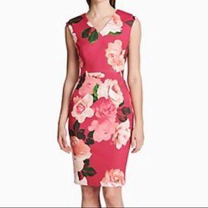 Calvin Klein Sheath Dress sz 8 - NWT